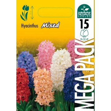 HIACINTAI MEGA PACK MIX (15...