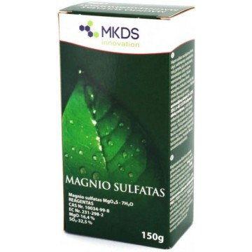 MAGNIO SULFATAS (150 g)