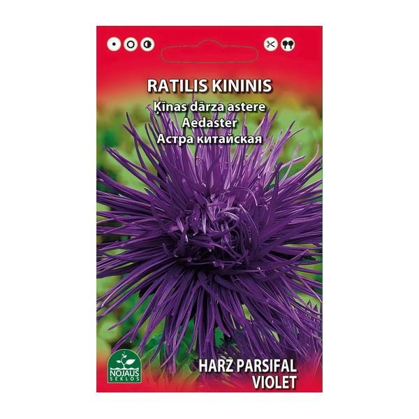 RATILIS KININIS (VIOLETINIS)