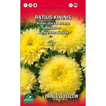 RATILIS KININIS (GELTONAS)