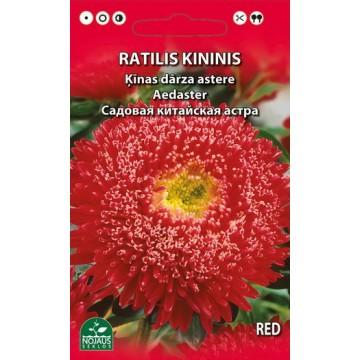 RATILIS KININIS (RAUDONAS)