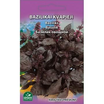 KVAPUSIS BAZILIKAS RAUDONAS