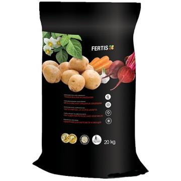 Trąšos bulvėms ir daržovėms...