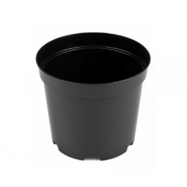 Vazonas 2l D-17 juodas