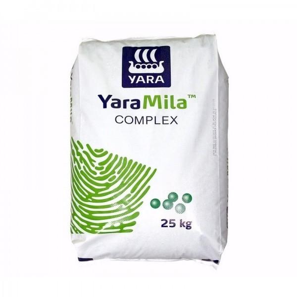 YARAMILA COMPLEX NPK 12-11-18, 25kg TRĄŠOS UNIVERSALIOS
