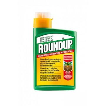 Herbicidas glifosatinis...