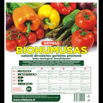 BIOHUMUSAS GRYNAS (10 L)