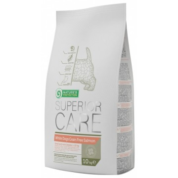 NP Superior Care White dogs...