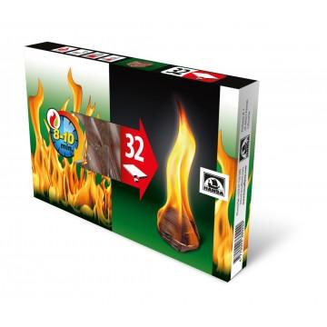 Ugnies įdegtukai (32 vnt.)