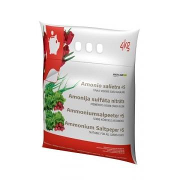 AMONIO SALIETRA + S (4 KG)