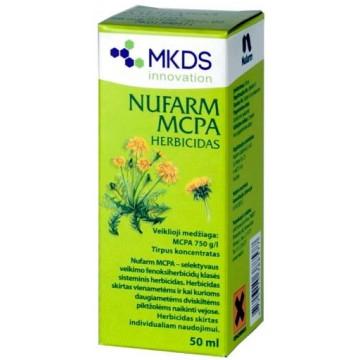 NUFARM MCPA HERBICIDAS (50 ML)