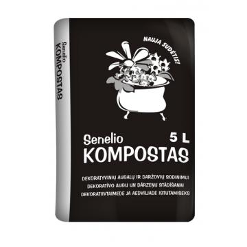 KOMPOSTAS, SENELIO (5 L)